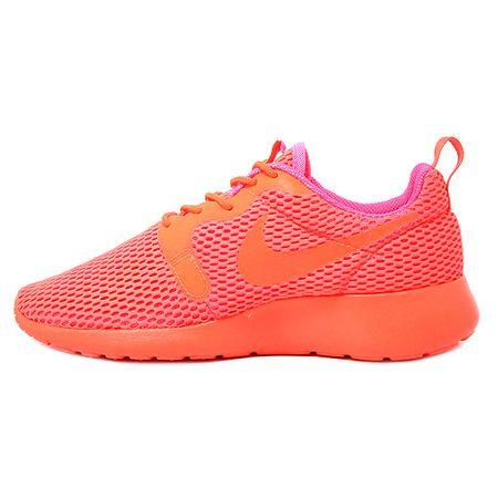Nike W ROSHE ONE HYP BR, 20   BIEGANIE NSW   KOBIETY   LOW TOP   TTL CRIMSON / TTL CRMSN-PNK BLST   7.5