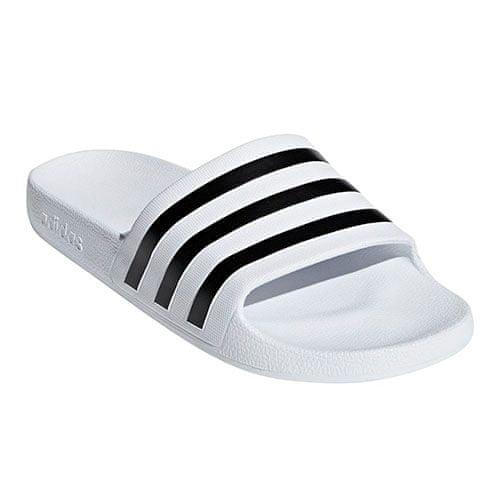 Adidas ADILETTE AQUA, F35539 | CORE NEO | SAN / SLIP | SWIMMING | 7