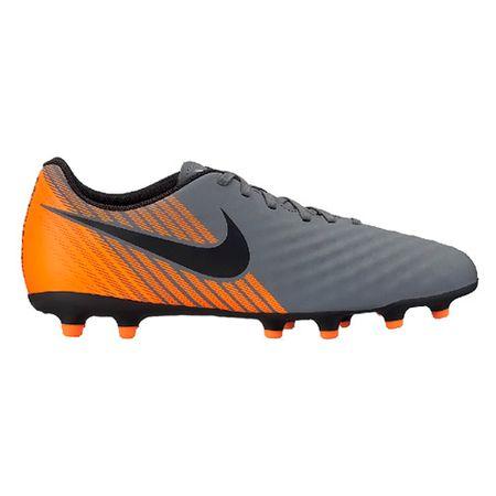 Nike OBRA 2 KLUB FG, 20 | FOOTBALL / SOCCER | MOŠKI | NIZKA VRH | TEMKA GREY / BLACK-TOTAL ORANGE-W | 11