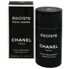Chanel Égoiste - szilárd dezodor 75 ml, férfiaknak Égoiste - szilárd dezodor