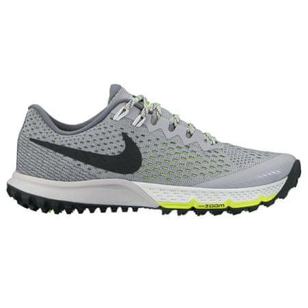 Nike W AIR ZOOM TERRA KIGER 4, 20. | Futás | NŐK | LOW TOP | STEALTH / FEKETE-sötét szürke-VOLT | 7