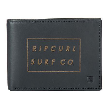 Rip Curl SURF CO RFID PRZEZ CAŁY DZIEŃ, | męskie portfel Czarny | TUTAJ