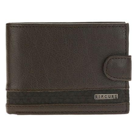 Rip Curl SLAVEN CLIP RFID ALL D, | męskie portfel Brązowy | TUTAJ