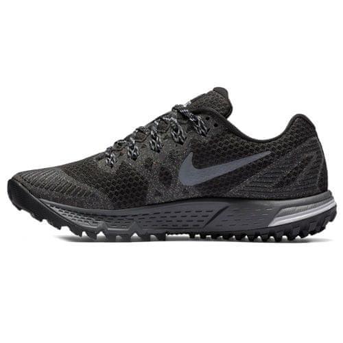 Nike WMNS AIR ZOOM Wildhorse 3, 20 | RUNNING | WOMEN | LOW TOP | BLACK / DARK GREY-WLF GRY-CL GRY | 7
