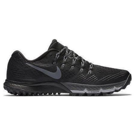 Nike AIR ZOOM TERRA KIGER 3, 20. | Futás | FÉR | LOW TOP | FEKETE / FÉNY SZÉK-CL SZÜRÖK-WLF SZÜRKE | 10