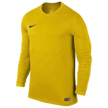 Nike LS PARK VI JSY, 10   FOOTBALL / SOCCER   MOŠKI   DOLG SLEEVE TOP   UNIVERZITETNO ZLATO / ČRNO   L