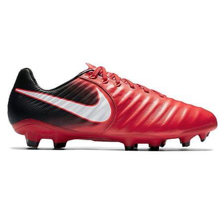 Nike TIEMPO LEGACY III FG, 20 | FOOTBALL / SOCCER | MOŠKI | NIZKA VRH | UNIVERZITETNI RDEČI / BELO-ČRNI | 8