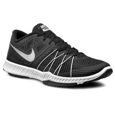 Nike ZOOM TRAIN AUGMENTO, 20 | PIŁKA NOŻNA, BASEBALL, AT | MEN | LOW TOP | CZARNY / METALICZNY SREBRNO-CZARNY | 9