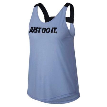 Nike W NK BRTHE TANK ELASTIC GRX, 10. | NŐI KÉPZÉS | NŐK | TÁNCLAP / EGYSÉG | ROYAL TINT / FEKETE / FEKETE | XL