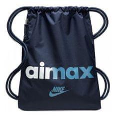 Nike DZIEDZICTWO NK GMSK 2 - GFX, 30 | INNE SPORTY NSW | DOROSŁYCH UNISEX Worek GYM | OBSIDIAN / OBSIDIAN / AEGEAN STORM | MISC