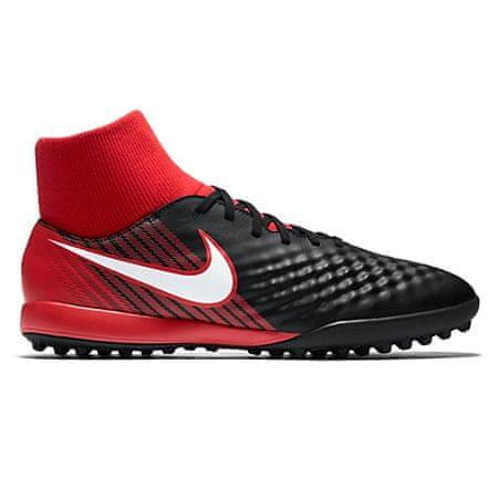 Nike MAGISTAX ONDA II DF TF, 20 | FOOTBALL / SOCCER | MOŠKI | VISOK vrh | ČRNO / BELO-UNIVERZITETNO RDEČO | 7