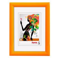 HAMA  plastový rám Malaga 20x30 cm, oranžový