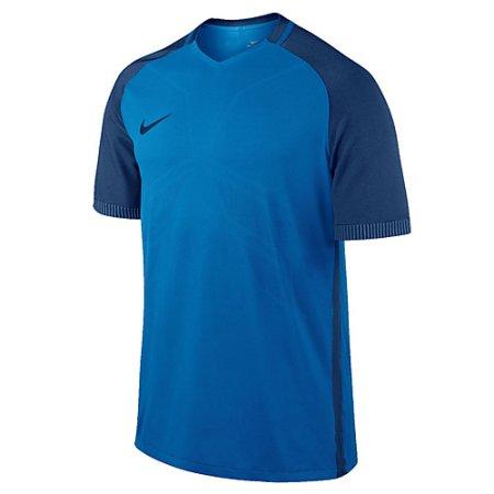 Nike M NK AROSWFT STRKE TOP SS, 10 | FOOTBALL / SOCCER | MOŠKI | KRATEK SLEEVE TOP | LT PHOTO BLUE / BINARY BLUE / BINA | M