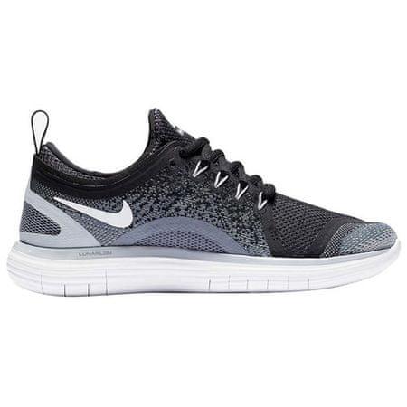 Nike WMNS BEZ ODLEGŁOŚCI RN 2, 20 | URUCHOMIENIE | KOBIETY | LOW TOP | CZARNY / BIAŁO CHŁODNY SZARY-CIEMNY SZARY | 7