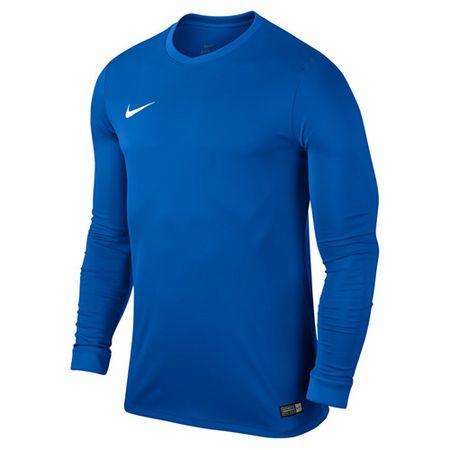 Nike LS PARK VI JSY, 10. | FABOTBALL / FOCCER | MENS | Hosszú ujjú felső | ROYAL BLUE / WHITE | XL