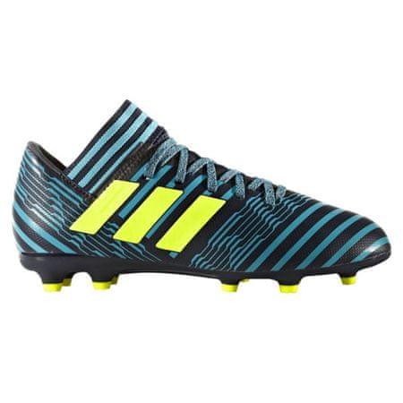 Adidas NEMEZIZ 17.3 FG J LEGINK/SYELLO/ENEBLU - 35