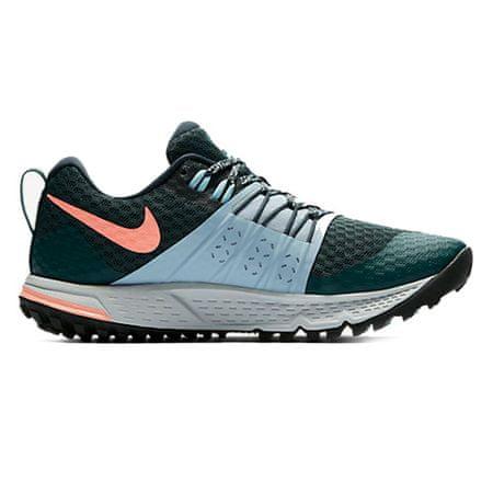 Nike WMNS AIR ZOOM WILDHORSE 4, 20 | RUNNING | ŽENSKE | NIZKA VRH | DEEP JUNGLE / CRIMSON PULSE-OCEA | 7.5