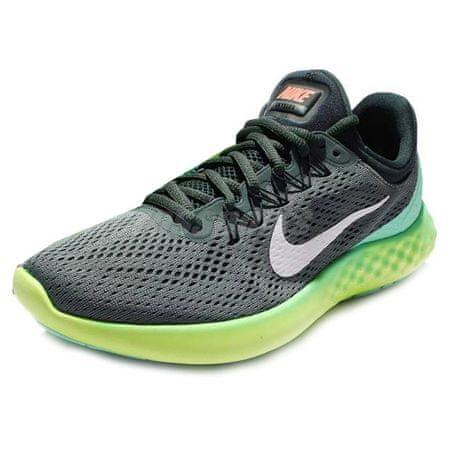 Nike LUNAR SKYELUX, 20   URUCHOMIENIE   MEN   LOW TOP   HASTA / WHITE-SEAWEED-GREEN GLOW   9
