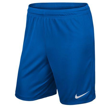 Nike YTH PARK II, 10. | FABOTBALL / FOCCER | YOUTH UNISEX RÖVID | ROYAL BLUE / WHITE | XL