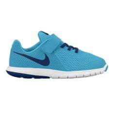 Nike NIKE FLEX 5 (TDV) TAPASZTALAT, 20. | Ifjú atléták BOYS TODDLER | LOW TOP | KLÓRKÉK / KÉPKÖVETT KÉK-POLA | 9C