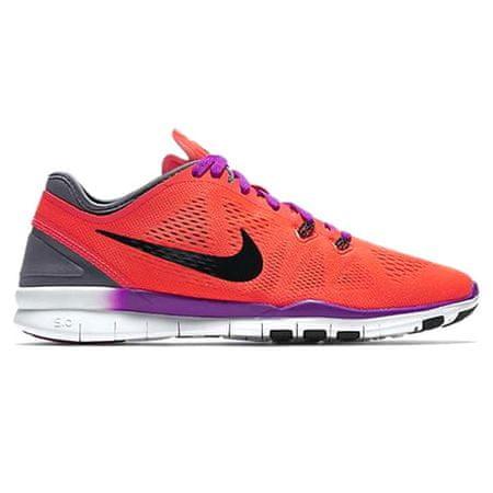 Nike WMNS FREE 5.0 TR FIT 5, 20. | NŐI KÉPZÉS | NŐK | LOW TOP | HYPR ORNG / BLK-CL GRY-VVD PRPL | 10.5
