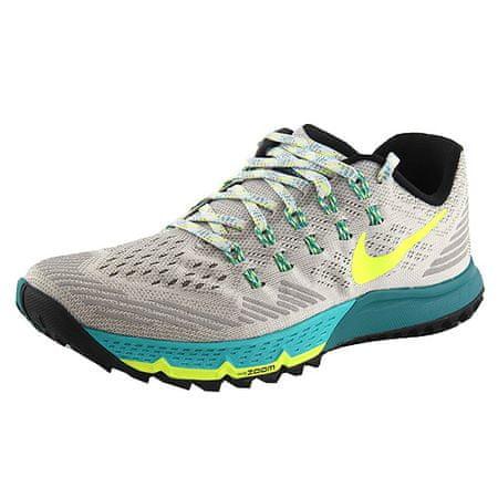 Nike W AIR ZOOM TERRA KIGER 3, 20. | Futás | NŐK | LOW TOP | Könnyű csont / VOLT-DUST-RIO TEAL | 7.5