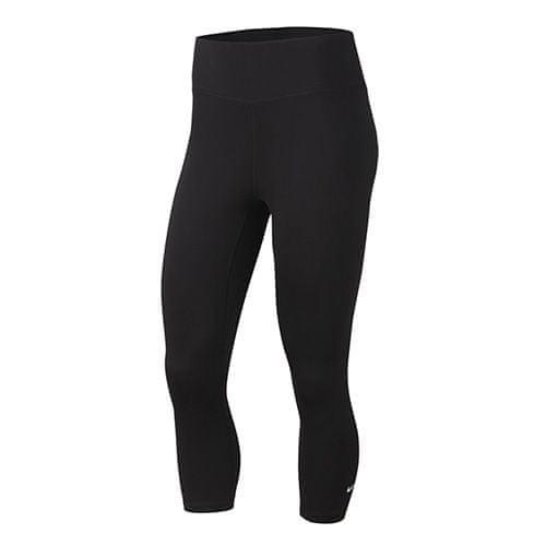 Nike Dámske 3/4 legíny W ONE TIGHT CPRI ČIERNA, ženy   BV0003-010   ČIERNA   M