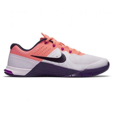 Nike WMNS METCON 2, 20   TRENING ŽENSK   ŽENSKE   NIZKA VRH   BLCHD LLC / PRPL DYNSTY-BRGHT MN   8.5