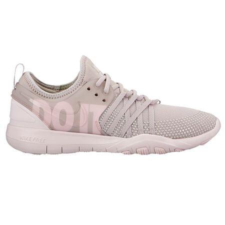 Nike WMNS NIKE FREE TR 7 PREMIUM, 20 | SZKOLENIA KOBIET | KOBIETY | LOW TOP | MOON PARTICLE / GRAND PURPLE-BAR | 6.5