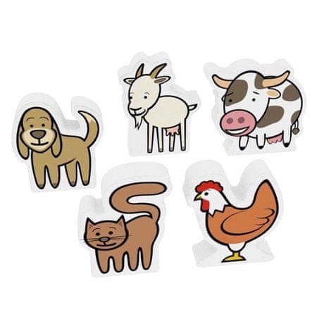 Millaminis DOMAČE ŽIVALI 2 - krava, DOMAČE ŽIVALI 2 - krava