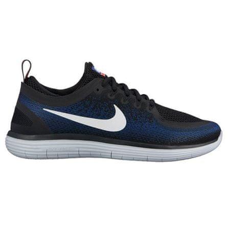 Nike BREZPLAČNA RN DISTANCE 2, 20 | RUNNING | MOŠKI | NIZKA VRH | ČRNO / WHITE-DEEP ROYAL BLUE-HO | 9