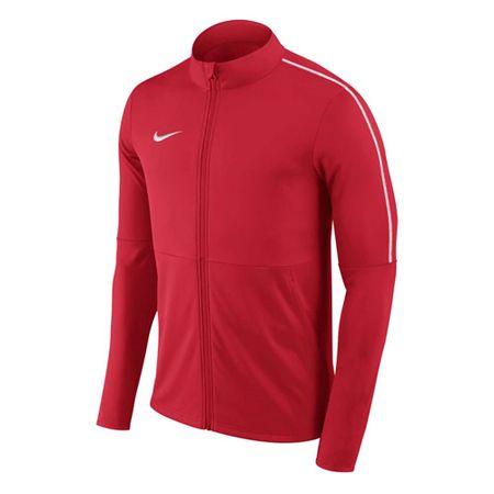 Nike Y NK DRY PARK18 TRK JKT K, 10. | FABOTBALL / FOCCER | YOUTH UNISEX CSATLAKOZÁS | EGYETEM Vörös / FEHÉR / FEHÉR | XL