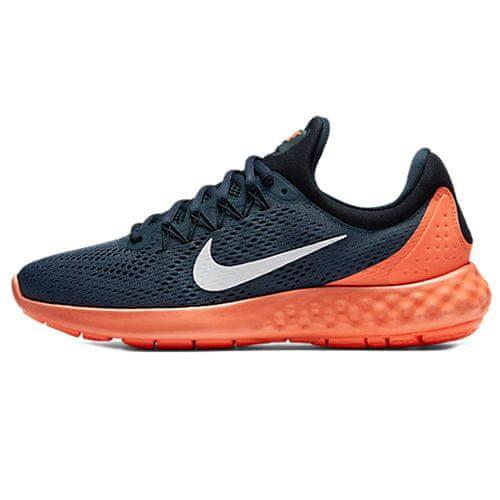 Nike LUNAR SKYELUX, 20 | RUNNING | MEN | LOW TOP | SQDRN BL / WHT-DK Obsdn-BRT MNG | 10