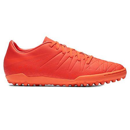 Nike HYPERVENOM PHELON II TF, 20 | PIŁKA NOŻNA / PIŁKA NOŻNA | MEN | LOW TOP | BRGHT CRMSN / HYPR ORNG-TTL CRMS | 9.5