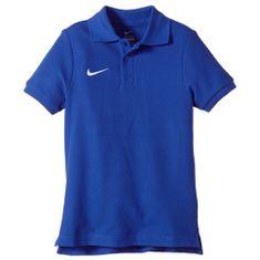 Nike 0,3 x 140 cm kék zsinór, 10. | FABOTBALL / FOCCER | Fiúk | RÖVID HÓLÓ POLO | ROYAL BLUE / WHITE | L