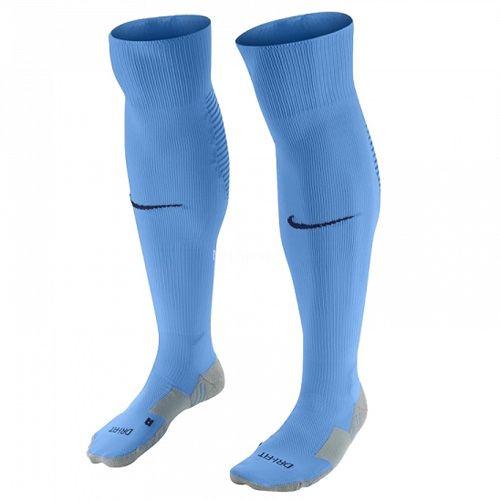 Nike TEAM MATCHFIT CORE OTC SOCK, 10 | FOOTBALL / SOCCER | ADULT UNISEX | KNEE HIGH SOCK | UNIVERSITY BLUE / ITALY BLUE / MID | XS