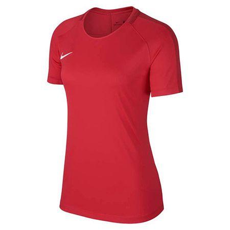 Nike W NK DRY ACDMY18 TOP SS, 10. | FABOTBALL / FOCCER | NŐK | RÖVID HÁLÓ FEL | EGYETEM Vörös / GYM Vörös / FEHÉR | VAL VEL