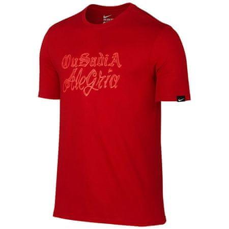 Nike Koszulka NEYMAR VERBIAGE, 10 | PIŁKA NOŻNA / PIŁKA NOŻNA | MĘŻCZYZNA | T-SHIRT Z KRÓTKIM RĘKAWEM | UNIVERSITY RED / UNIVERSITY RED | XL
