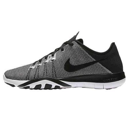 Nike WMNS FREE TR 6 PRT, 20 | SZKOLENIA KOBIET | KOBIETY | LOW TOP | BIAŁY / CZARNY | 7.5