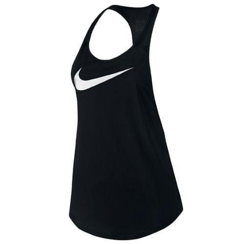 Nike FLOW GRX TANK, 10 | WOMEN TRAINING | WOMENS | TANK TOP / SINGLET | BLACK / BLACK / BLACK / WHITE | M