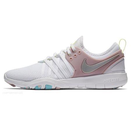 Nike WMNS BREZ TR 7, 20 | TRENING ŽENSK | ŽENSKE | NIZKA VRH | BELA / KOVINSKA SREBRNA ELEMENTA | 9