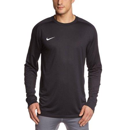 Nike LS PARK GOALIE II JSY, 10. | FABOTBALL / FOCCER | MENS | Hosszú ujjú felső | FEKETE / FEHÉR | L