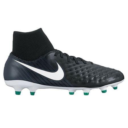Nike MAGISTA ONDA II DF FG, 20. | FABOTBALL / FOCCER | MENS | HIGH TOP | FEKETE / FEHÉR-HŰTŐ SZÜRKE-STADIUM | 8.5