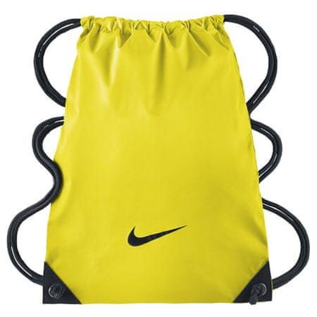 Nike PODSTAWY SWOOSH GYMSACK, 30   INNE SPORTY NSW   MEN   Worek GYM   OPTI ŻÓŁTY / OPTIYE / (CZARNY)   MISC