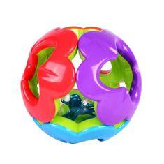 Papillon Plastična kroglica z metuljčkom presenečenje, Plastična kroglica z metuljčkom presenečenje uni | igrače do 3 let