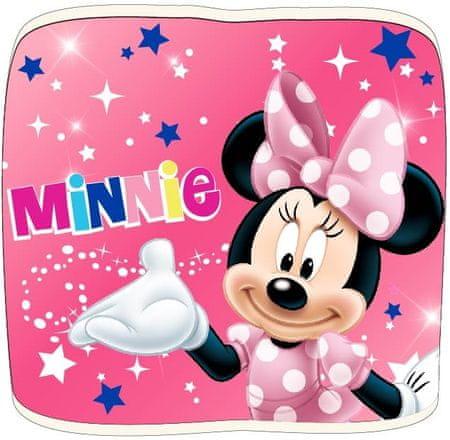 """Eplusm Komin dzieciece """"Myszka Minnie"""" - różowy - 21x48.5cm"""