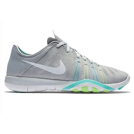 Nike WMNS BREZPLAČNI TR 6, 20 | TRENING ŽENSK | ŽENSKE | NIZKA VRH | WLF GRY / GHST GRN-HYPR TRQ-PR P | 8.5