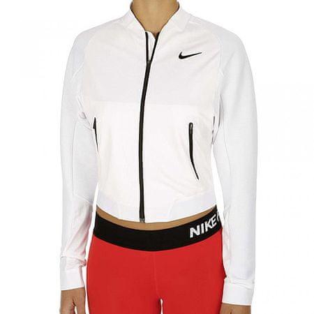 Nike KURTKA PREMIER WB, 10 | TENIS ZIEMNY KOBIETY | KURTKA | BIAŁY / BIAŁY / CZARNY | L.