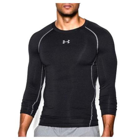 Under Armour Koszulka kompresyjna HG LS, 77593 | Mężczyźni czarny Z