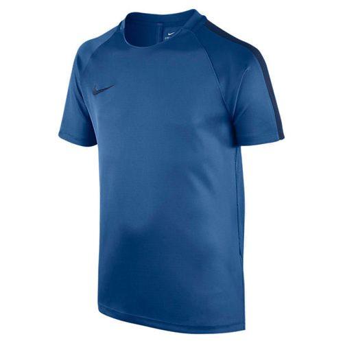 Nike M NK DRY TOP SS SQD, 10 | FOOTBALL / SOCCER | MENS | SHORT SLEEVE TOP | STAR BLUE / COASTAL BLUE / COASTAL | XL